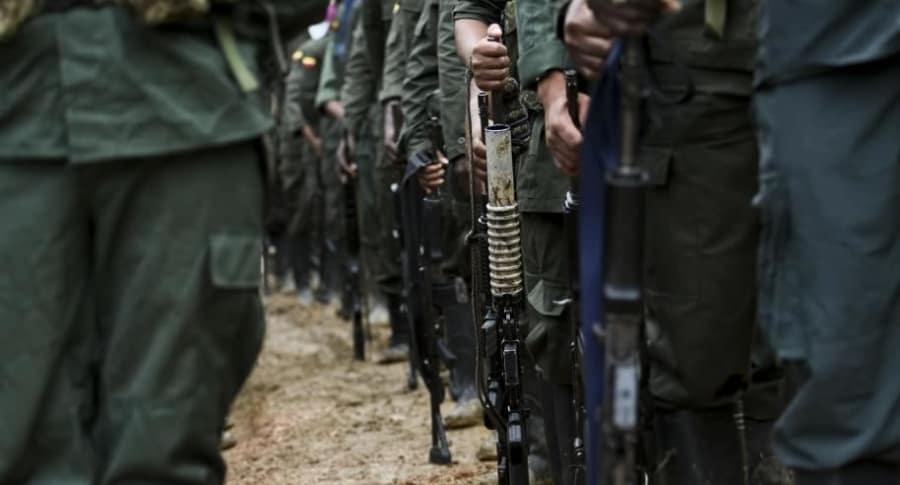disidentes de las Farc AFP