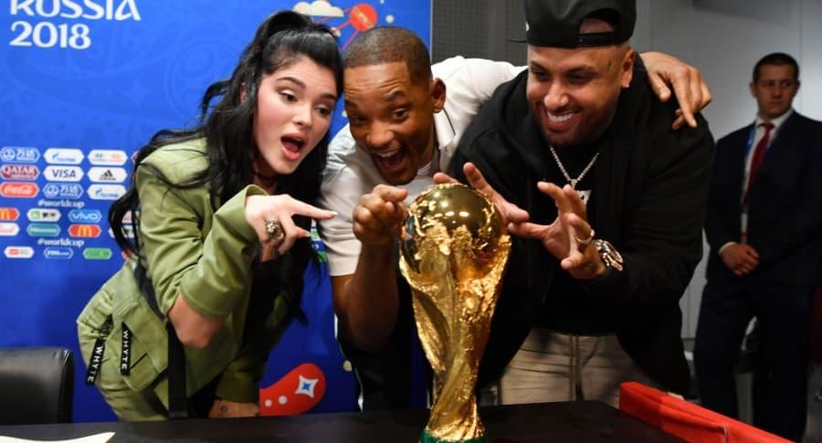 Trofeo - Mundial Rusia 2018