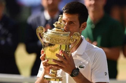 Novak Djokovic, campeón de Wimbledon