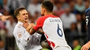 Francia vs. Croacia