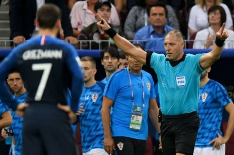 VAR en gran final del Mundial