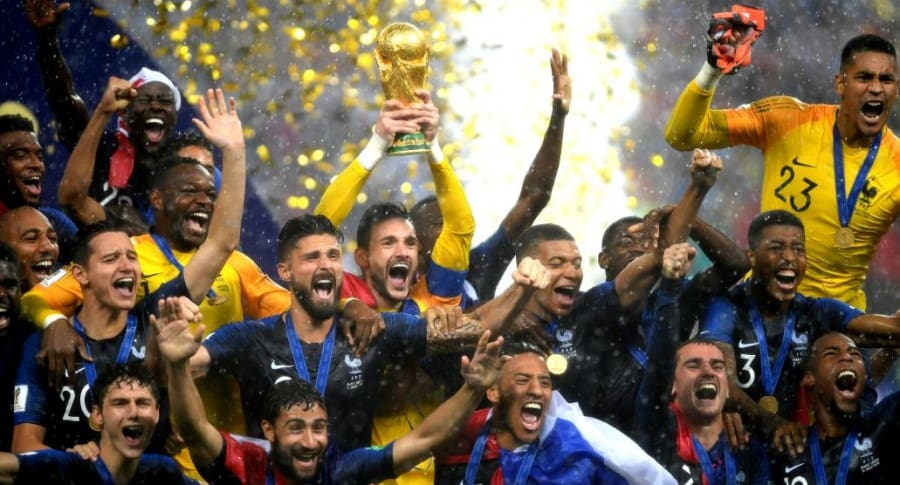 Francia, campeón