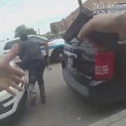 Muerte hombre negro en Chicago