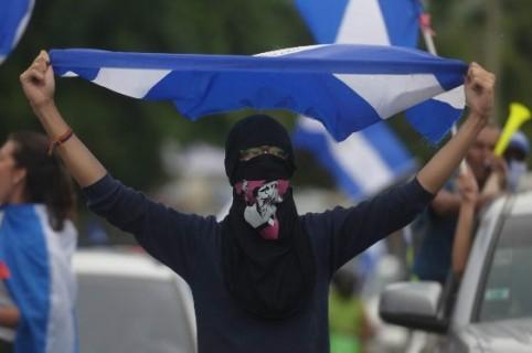 protesta nicaragua AFP