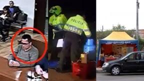 Extorsión de policías a vendedores ambulantes