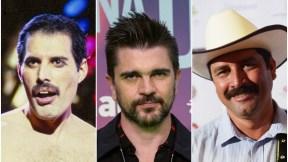 Freddie Mercury / Juanes / Juan Valdez