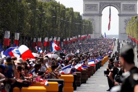 Afición de Francia