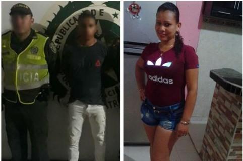 Jonthan Zabala acusado de asesinar a su suegra Luz Mery Ortega Tordecilla