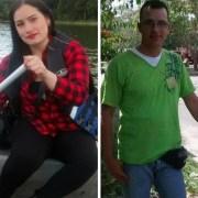 Flora Grajales, joven asesinada por su esposo Reinaldo Mendoza Panchez, también fallecido.