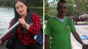 Flora Soniloa Grajales, joven asesinada por su esposo Reinaldo Mendoza Panchez, también fallecido