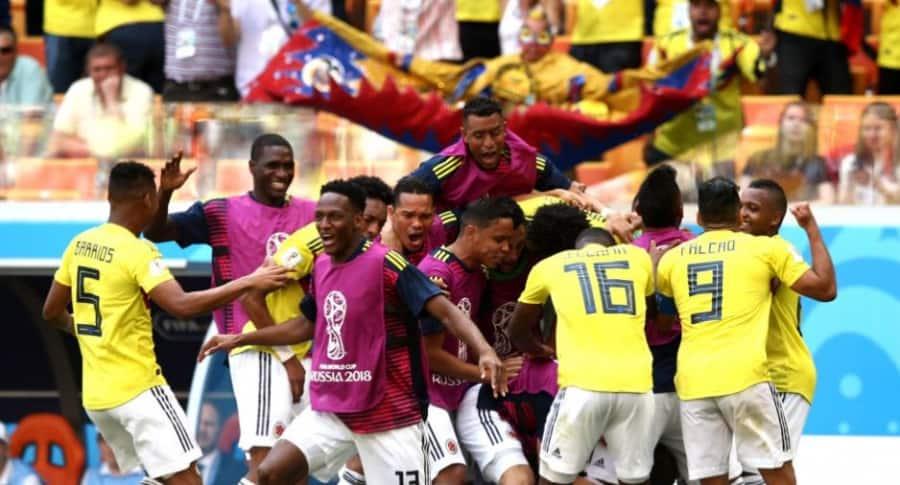 Gol de Colombia