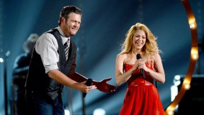 Blake Shelton y Shakira