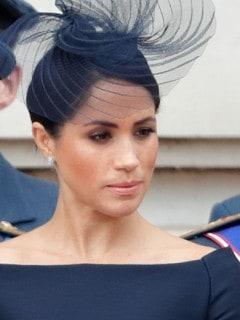 Meghan Markle, duquesa de Sussex.
