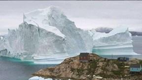 Iceberg Groenlandia