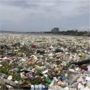 Basura mar República Dominicana