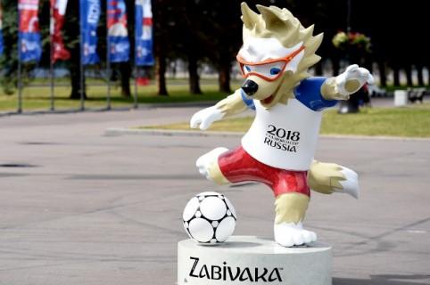 Mascota del Mundial, Zabivaka