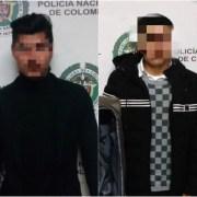 Actor de reparto y productor de música urbana, capturados