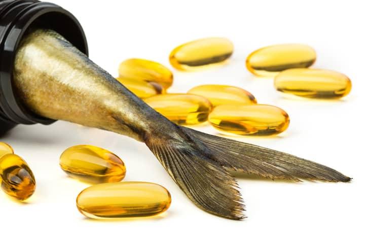 Omega 3 y aceite de pescado