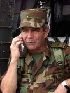 General (r) Mario Montoya