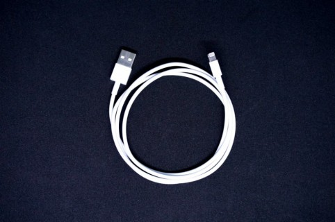 Cable USB.