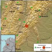 Temblor en Colombia, Huila