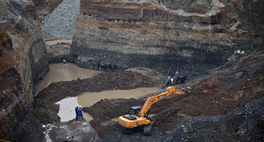 Minería en Colombia en San Antonio, Cauca