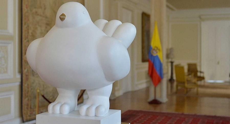 'Paloma de la Paz'
