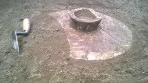 Taller de cerámica en Egipto