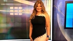 Diva Jessurum, presentadora.