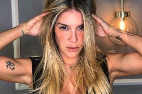 Valentina Lizcano, actriz colombiana.