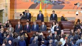 Instalación del nuevo Congreso de la República