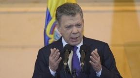 Santos en el Congreso