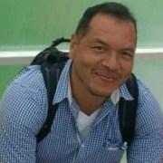 Óscar Antonio Rosales, periodista accidentado