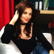 Margarita Reyes, actriz colombiana.