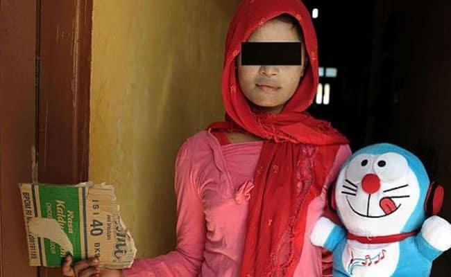 niña de indonesia AFP