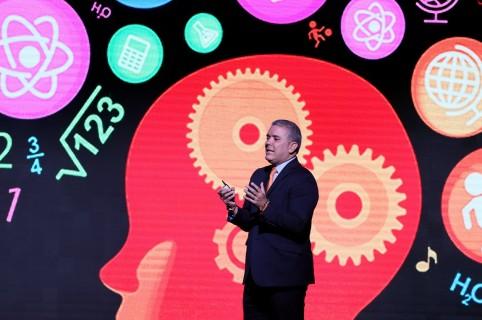 Duque invita a colombianos a construir un gran pacto por desarrollo del país