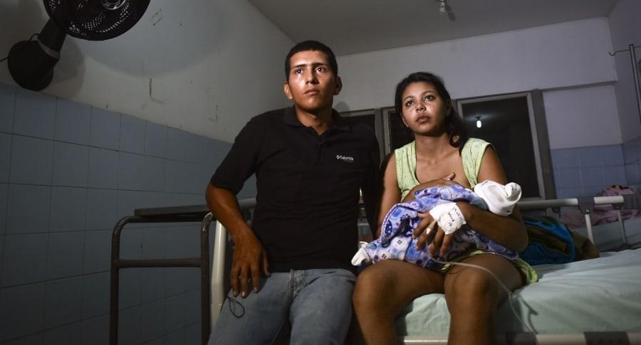 Venezolanos en Colombia