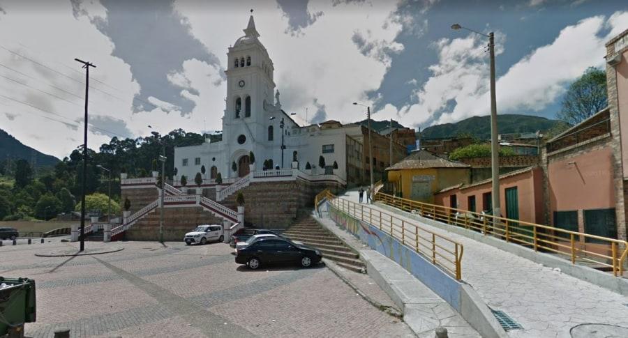 Iglesia Nuestra Señora de Egipto, en Bogotá