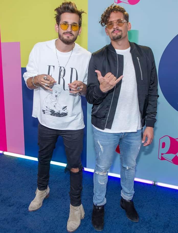 Ricky y Mau EFE