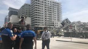 Colapso de edificio en Miami