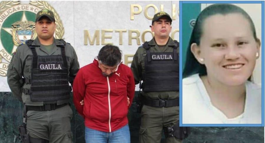 Juan Carlos Góngora, capturado por el asesinato de Marilyn Yulieth Rojas Uñate