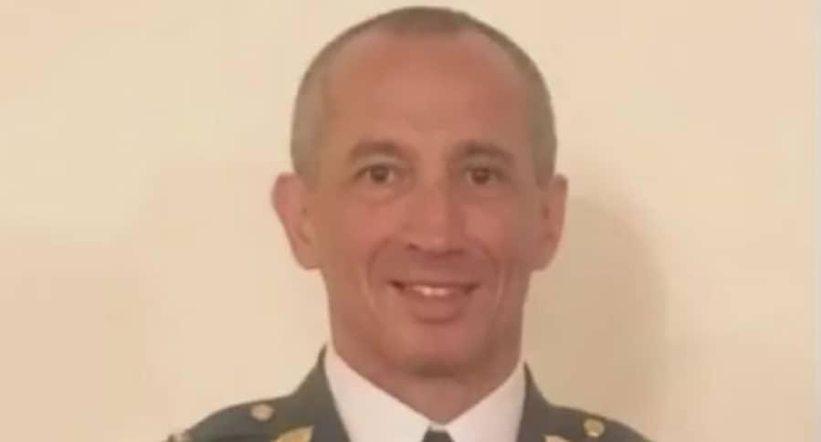 Jorge Enrique Casilimas Quintero, oficial de la Reserva muerto