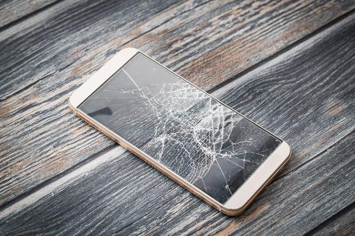 Pantalla Dañada iPhone