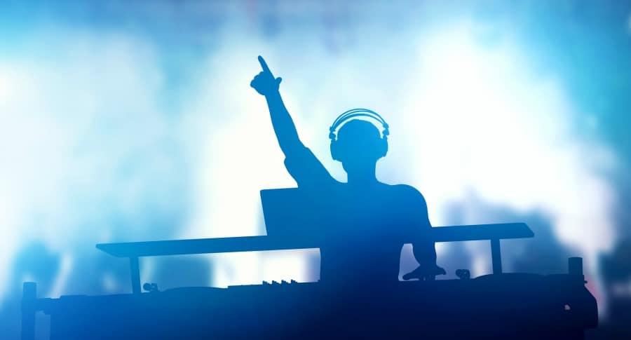 dj de electrónica
