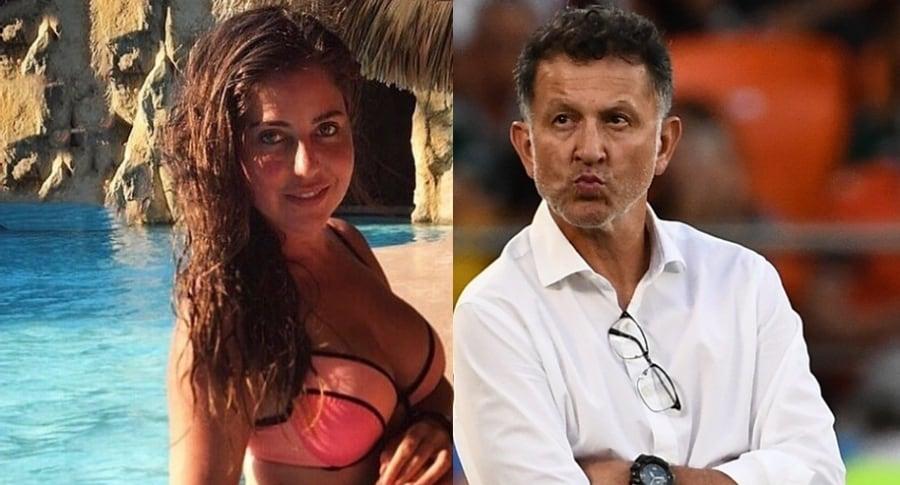 Mariana Zacarías y Juan Carlos Osorio