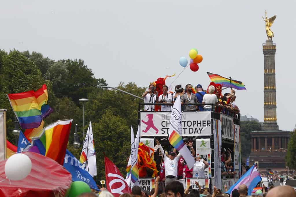 Berlin Gay Pride