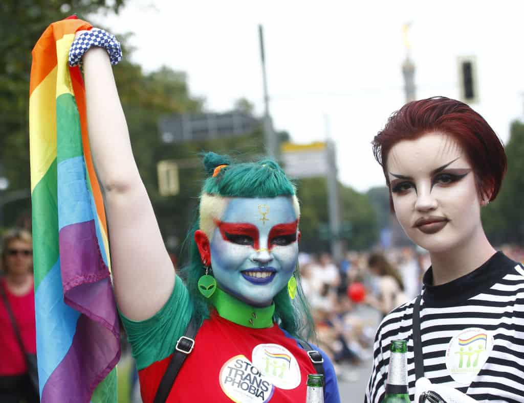 Gay Pride Berl