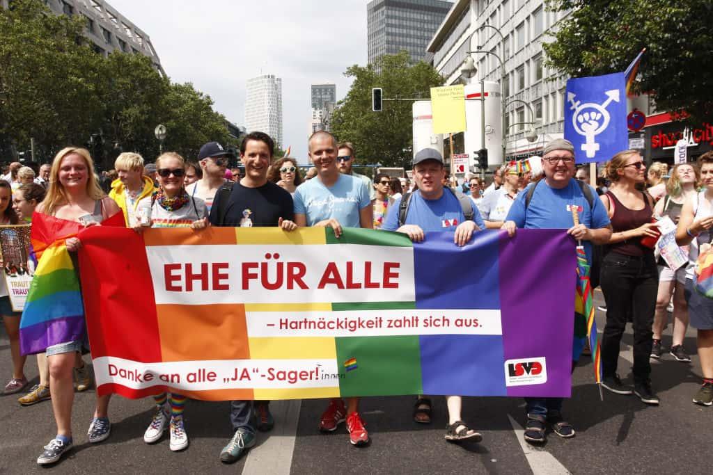 Gay Pride de Berlin