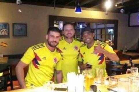 Brian Ortegón, Rafael Muñoz y Adrián López