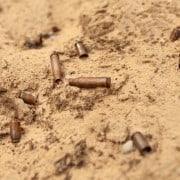 Cartuchos de balas
